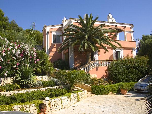 Villa residence sul Gargano