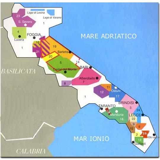 Vino Di Puglia