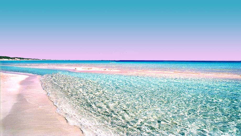 Matrimonio Spiaggia Porto Cesareo : Le spiagge di porto cesareo e mappa