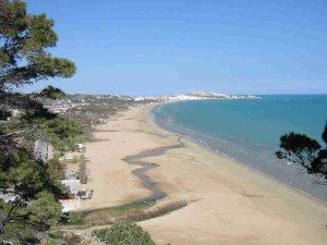 Sogni italia puglia vieste vieste spiaggia della scialara