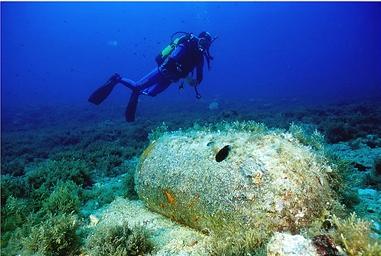 Immersione nei fondali alle Isole Tremiti