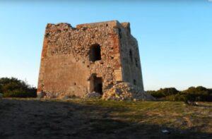 Tour di 3 giorni a Vieste : torre di avvistamento