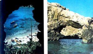 Un tour in barca da Manfredonia alle Isole Tremiti