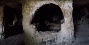 Vico del Gargano: necropoli di Monte Pucci